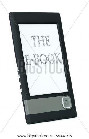 Moderno lector de Ebook