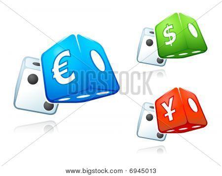 Cash dices