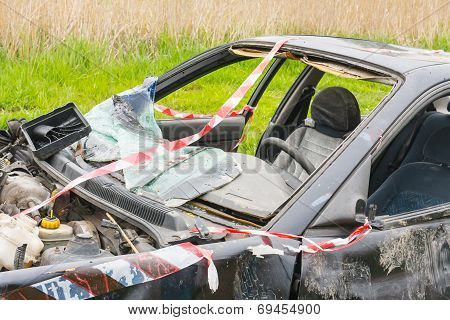 Details Of A Car An Accident
