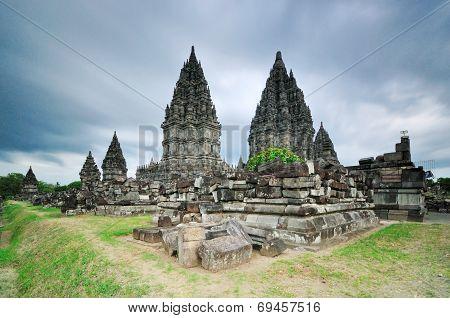 Prambanan Temple Ramayana, Jogjakarta East Java, Indonesia.