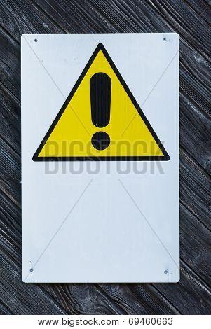 Generic Danger Warning