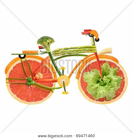 Veggie City Bike.
