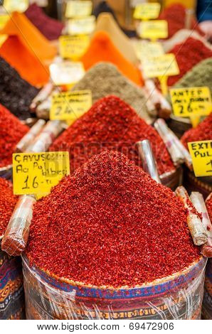 Hot Spices On Market