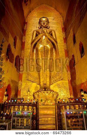 Ananda Golden Buddha Statue