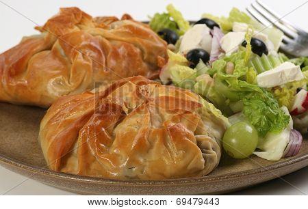 Filo Pastry Parcels