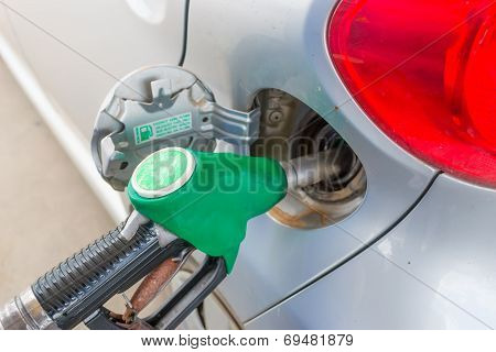 Car Refuelling