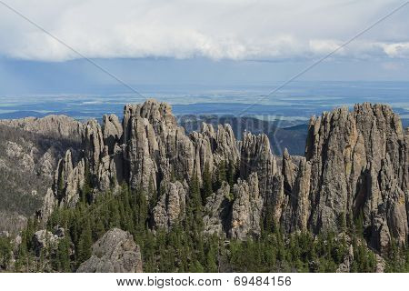 Granite Formations In South Dakota