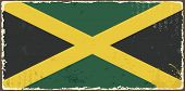 pic of jamaican  - Jamaican grunge flag - JPG
