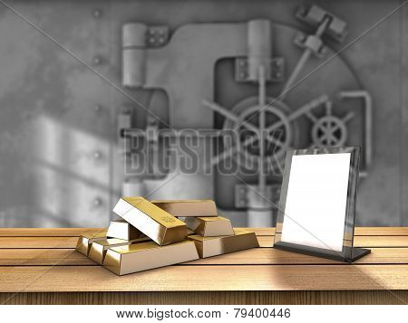 Gold Table