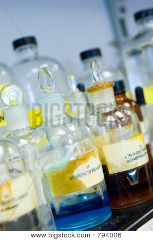 Lab Chemicals and Reagents