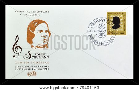 Robert Schumann 1956
