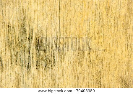 Old Molded Wood Background