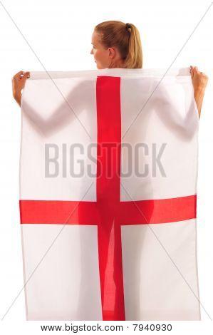 2010 - England Fan
