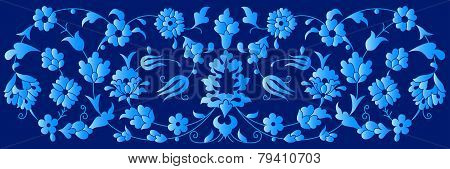 Artistic Ottoman Pattern Series Fourty Three