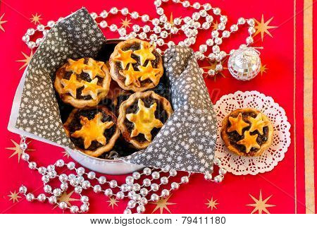 Homemade Sweet Mincemeat Pies