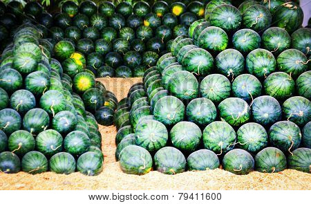 Group Of Water Melon For Sale