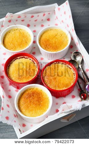 Citrus Pudding
