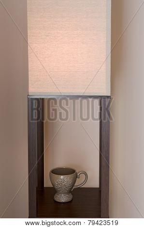 Corner Light Shade And Decor