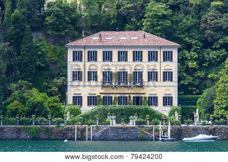 Villa La Fontanelle At Lake Como