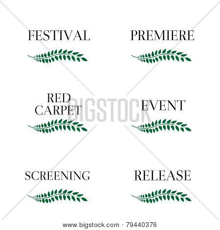 Film Premiere Green Laurel