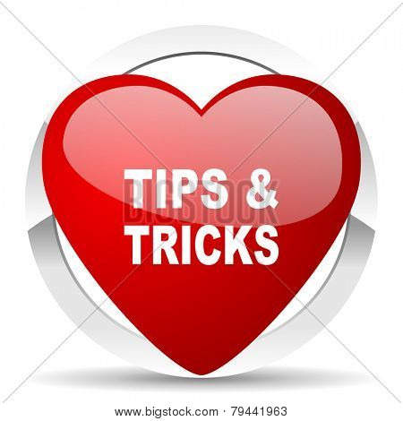 tips tricks valentine icon