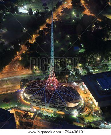 Melbourne modern architecture