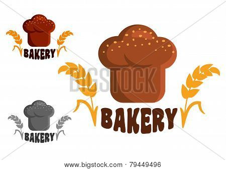 Bakery Logo Or Emblems