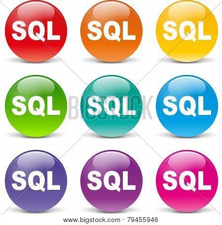 Sql Icons