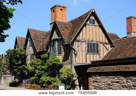 Halls Croft, Stratford-upon-Avon.