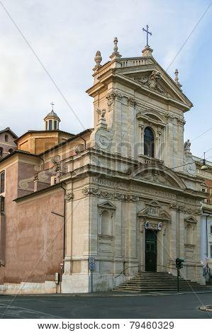 Santa Maria Della Vittoria, Rome