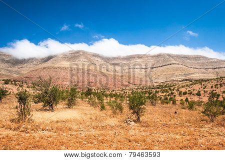 Landscape of Morocco