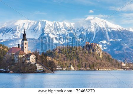 Bled, Slovenia, Europe.