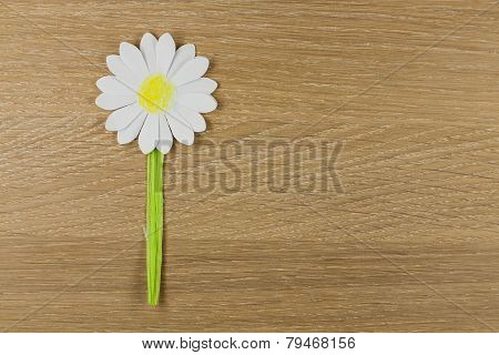 Flower from paper