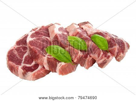 Raw Chuck Steak