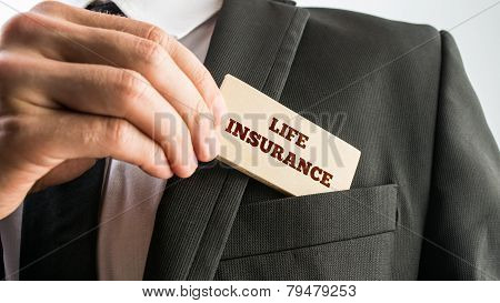 A Card Reading Life Insurance