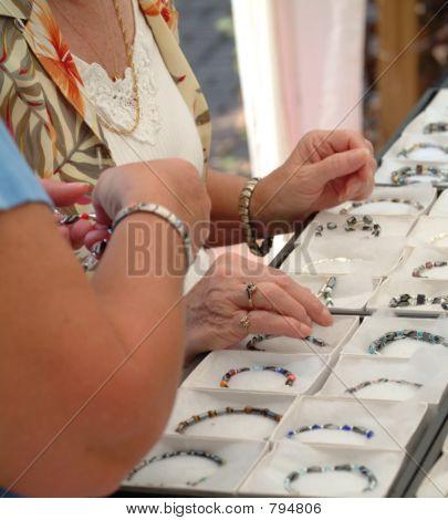Buying Bracelets