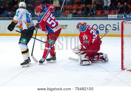 Kiselevich Bogdan (55) Defend The Gate