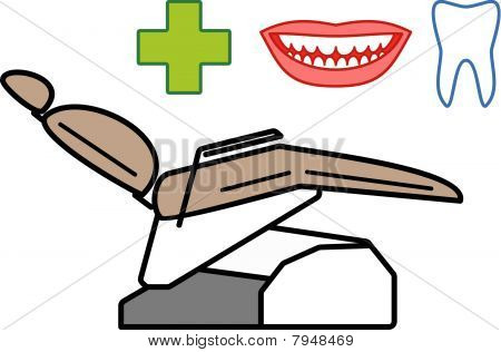 Dental Care Illustration (Vector)