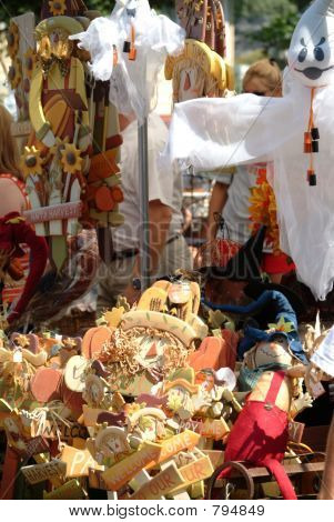 Halloween Craft Fair 1