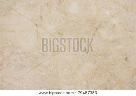 Gorgeous Beige Marble With Natural Pattern.