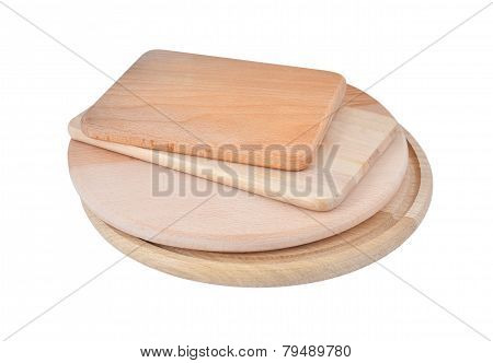 Wooden cheese board