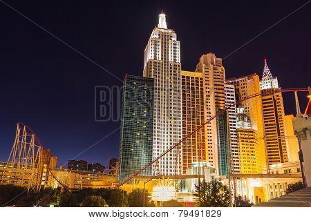 Enlighted Hotel In Las Vegas