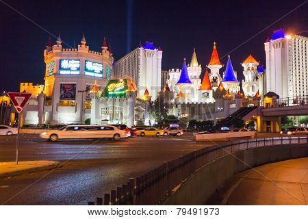 Speed In Las Vegas