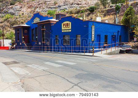 Royale Pub Of Bisbee