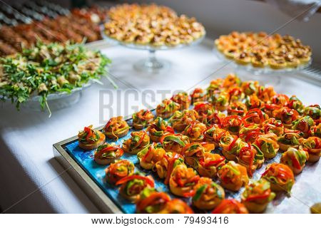 Catering Canape Tray