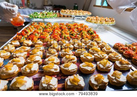 Catering Food Specialities
