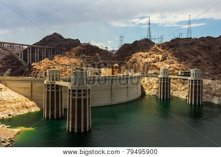 Hoover Dam Power Station
