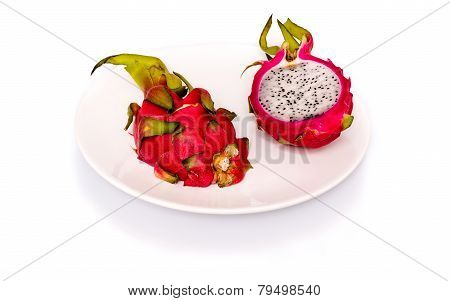 Pitahaya or dragon fruit