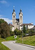 image of glans  - Maria Saal church  - JPG
