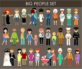 foto of policeman  - Image of people of different professions and ages - JPG